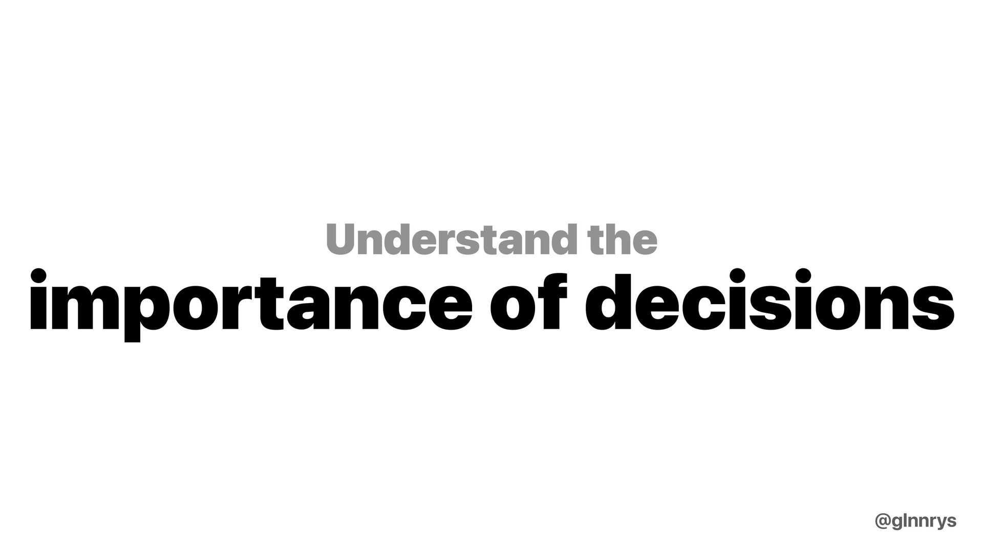 Rolling your own code allows you to Tailor code...