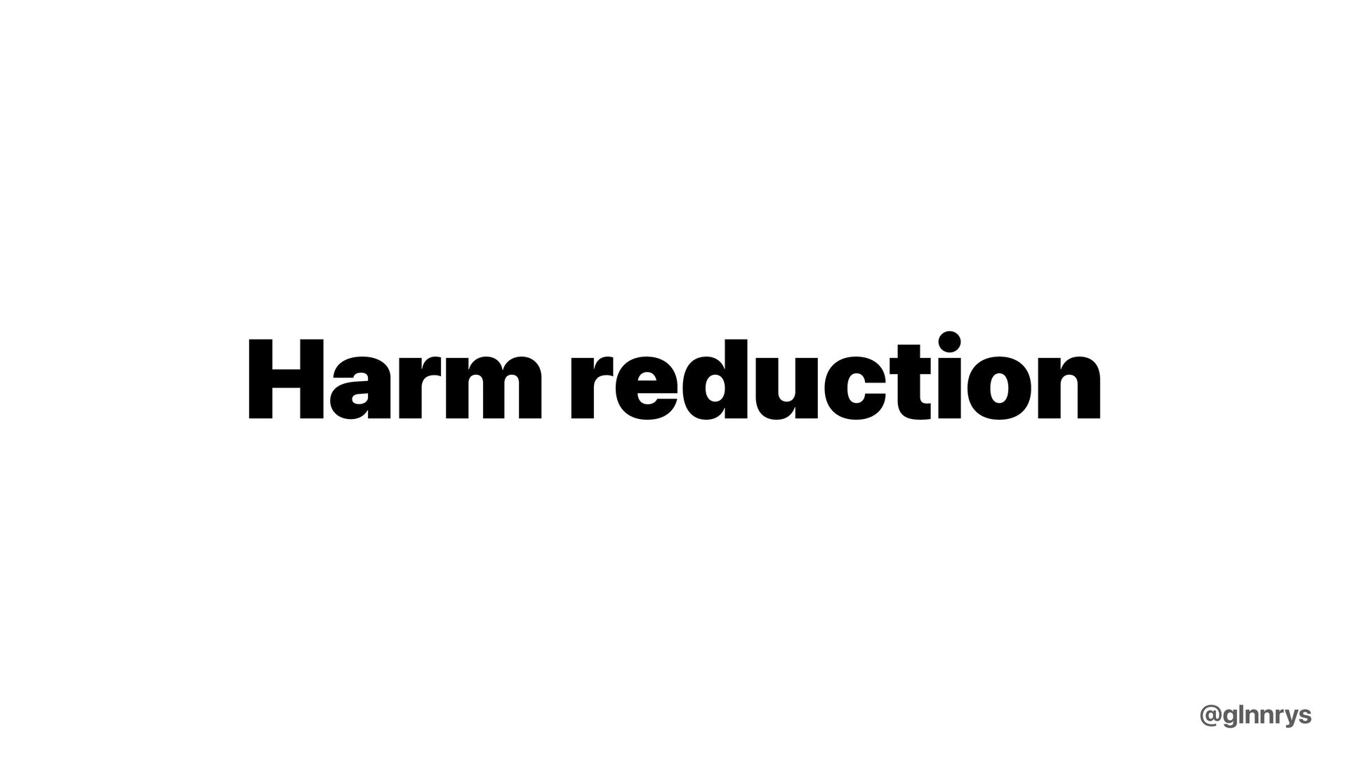 Rolling your own code gives you full control @g...