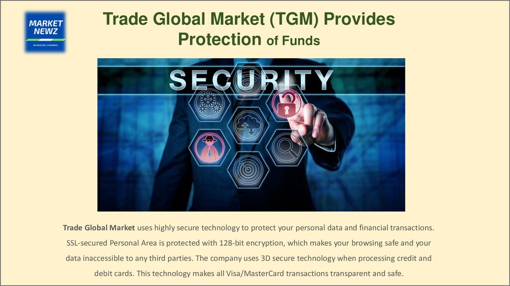 Trade Global Market (TGM) Provides Protection o...