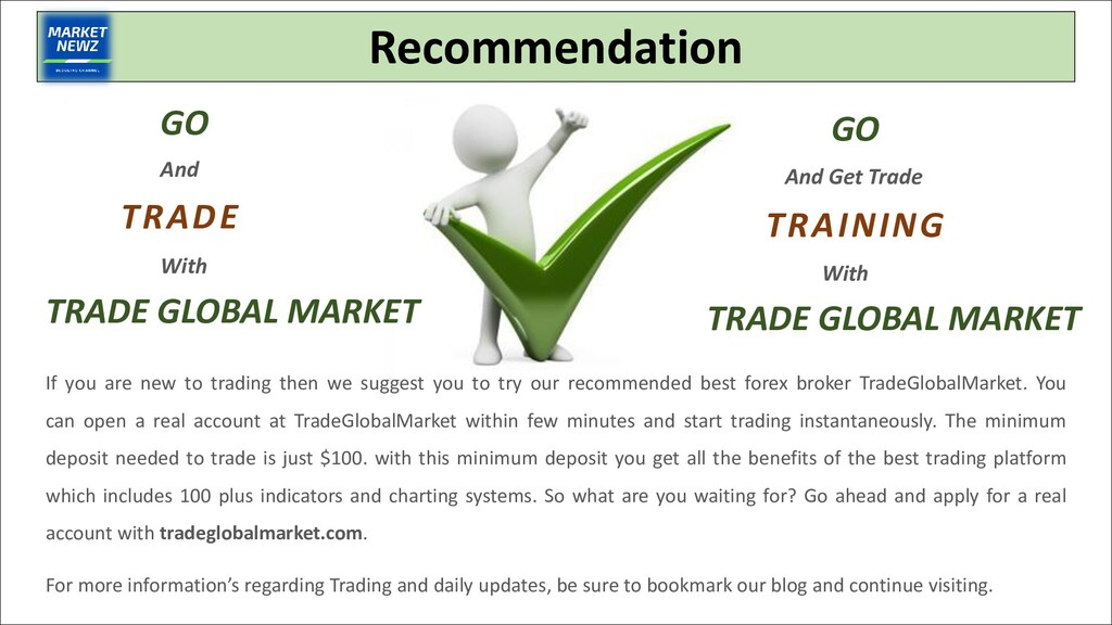 Recommendation If you are new to trading then w...