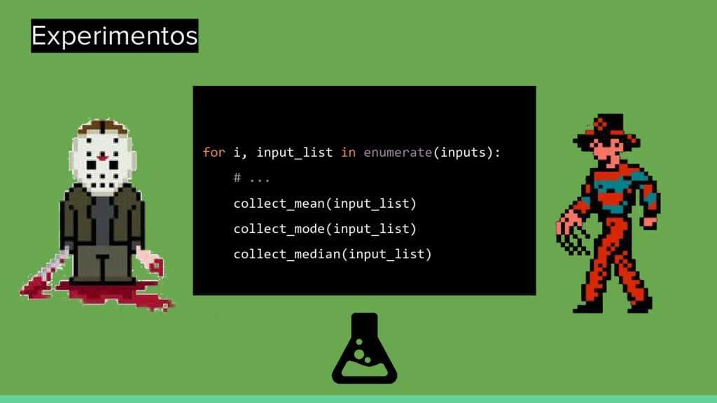 Experimentos for i, input_list in enumerate(inp...