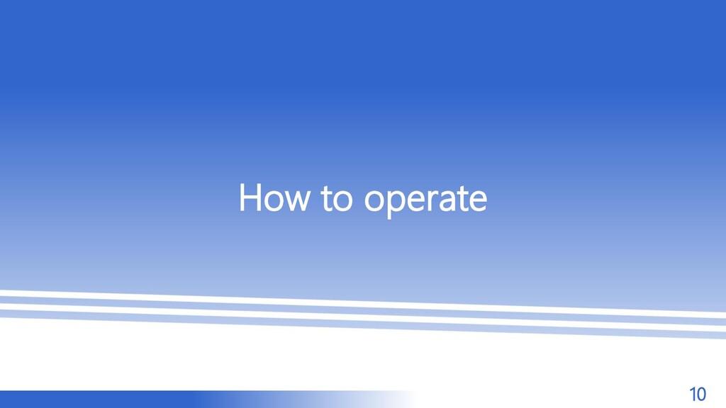マスター タイトルの書式設定 How to operate 10