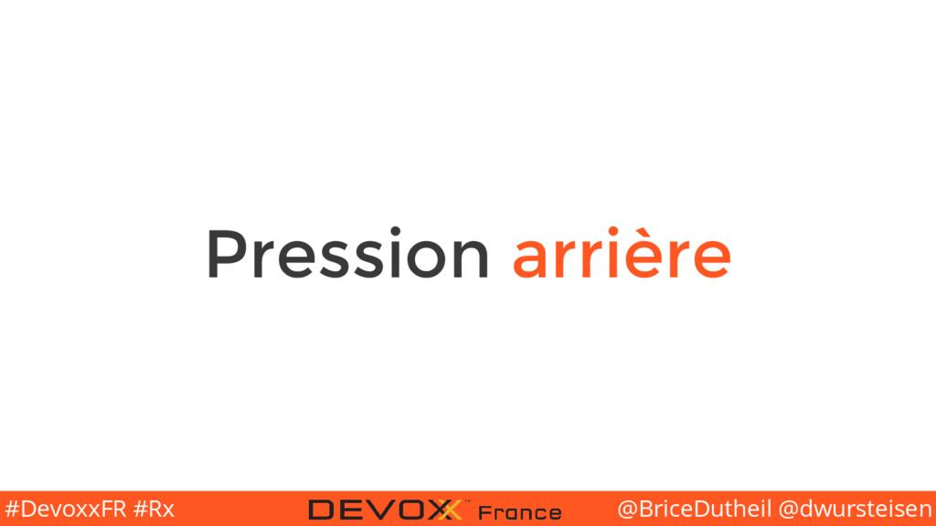 @BriceDutheil @dwursteisen #DevoxxFR #Rx Pressi...