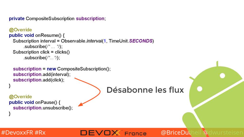 @BriceDutheil @dwursteisen #DevoxxFR #Rx privat...