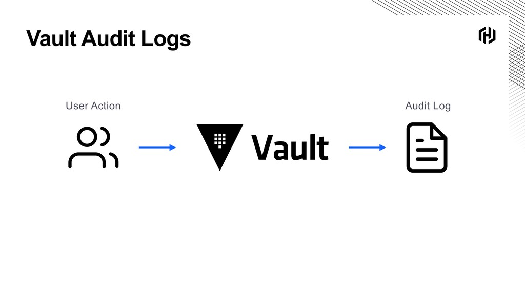 Vault Audit Logs User Action Audit Log