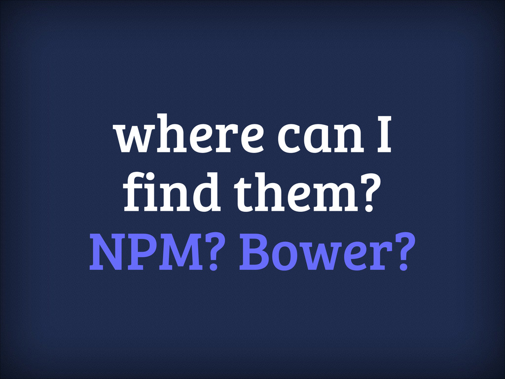 where can I