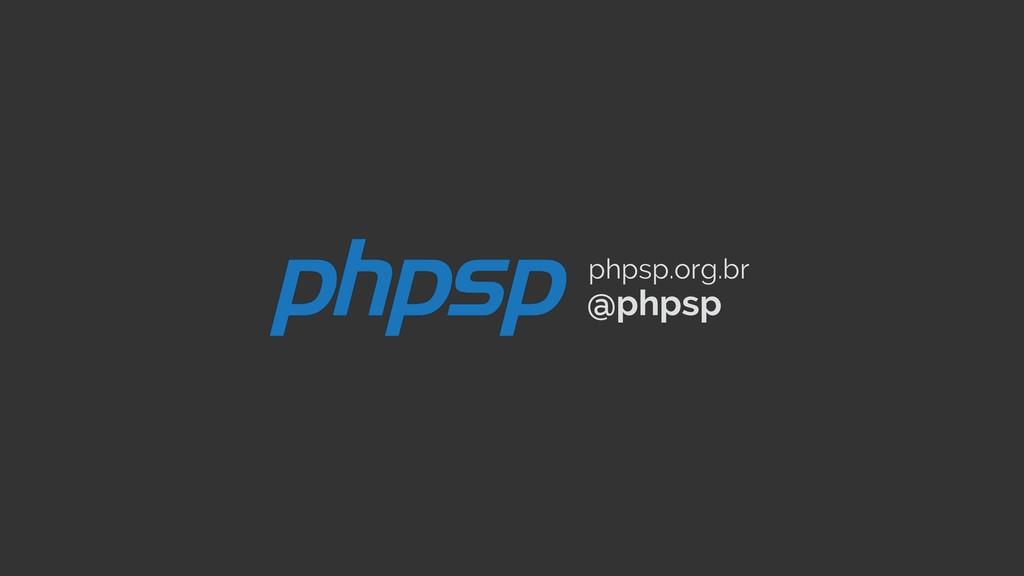 @phpsp phpsp.org.br
