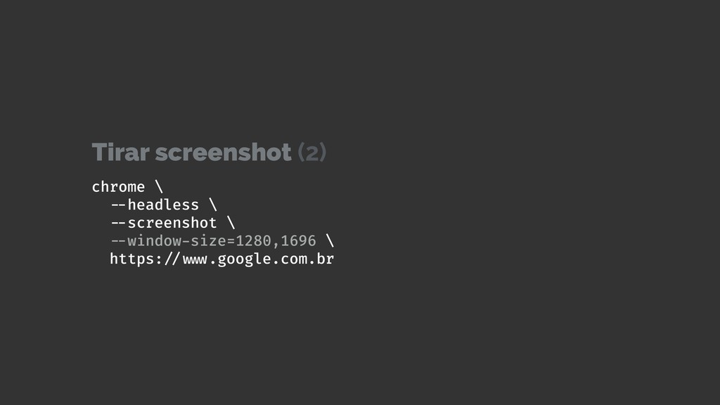 chrome \ !--headless \  !--screenshot \ !--w...