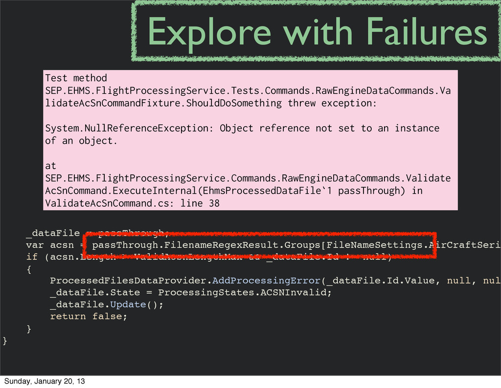 _dataFile = passThrough; var acsn = passThrough...
