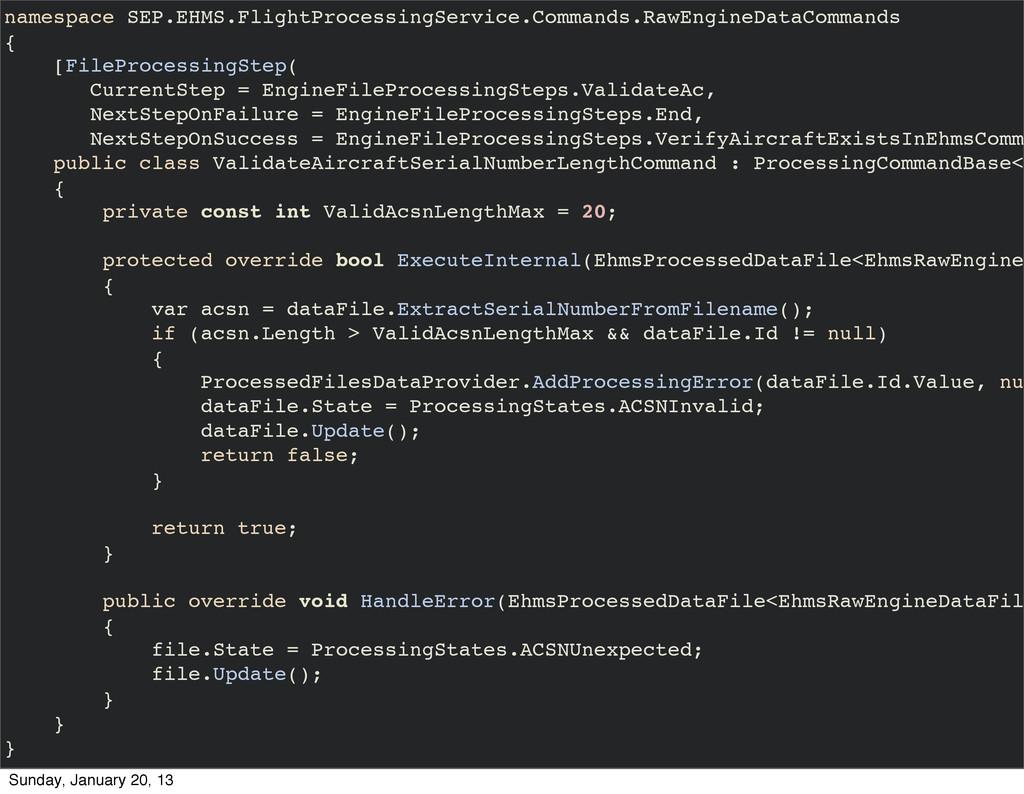 namespace SEP.EHMS.FlightProcessingService.Comm...