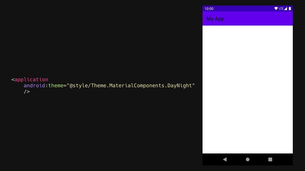 "<application android:theme=""@style/Theme.Materi..."