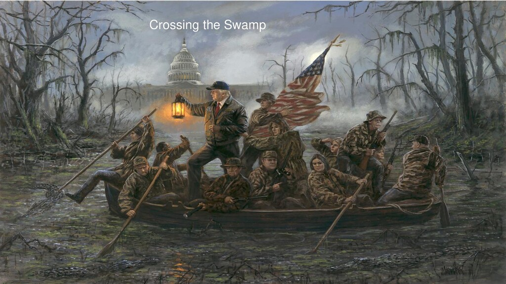 Crossing the Swamp