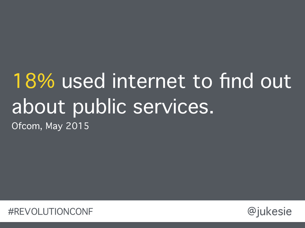 @jukesie 18% used internet to find out about pub...