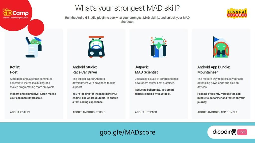 goo.gle/MADscore