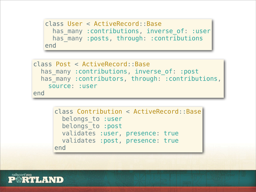 class Post < ActiveRecord::Base has_many :contr...