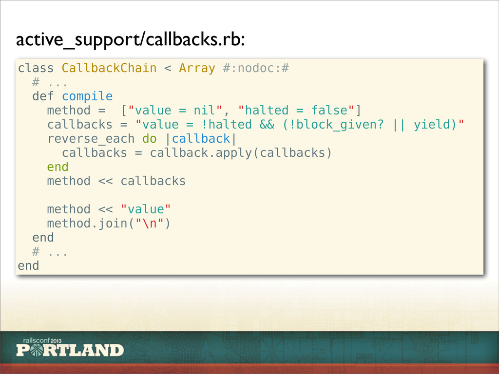 active_support/callbacks.rb: class CallbackChai...