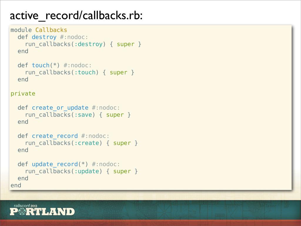 active_record/callbacks.rb: module Callbacks de...