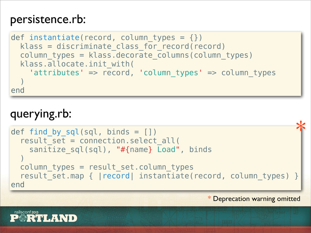 persistence.rb: def instantiate(record, column_...