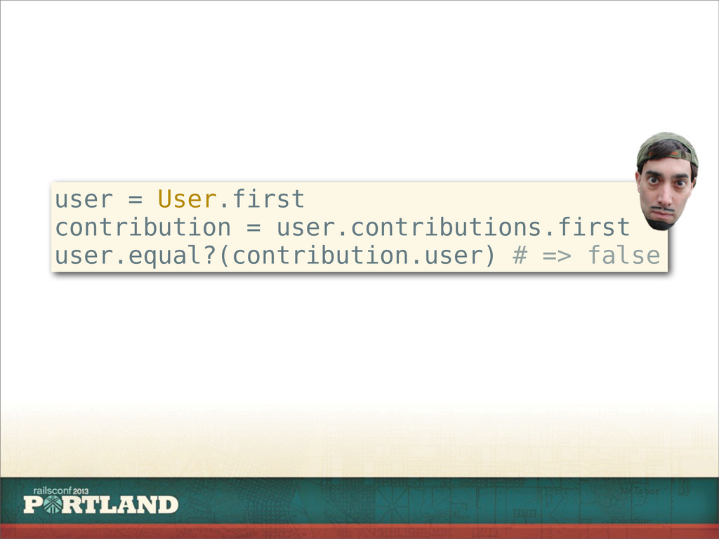 user = User.first contribution = user.contribut...