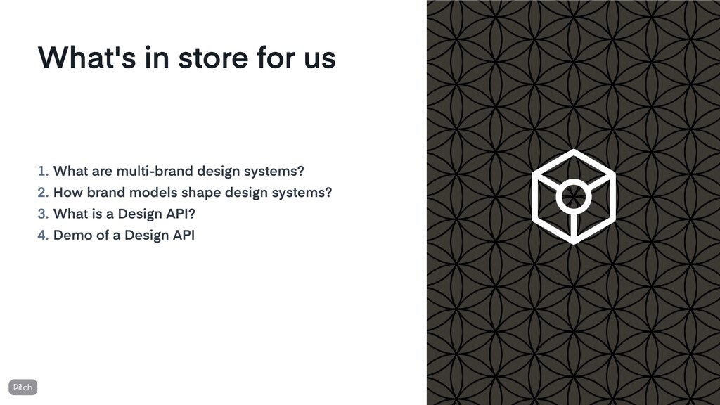 1. 2. 3. 4. What are multi-brand design systems...