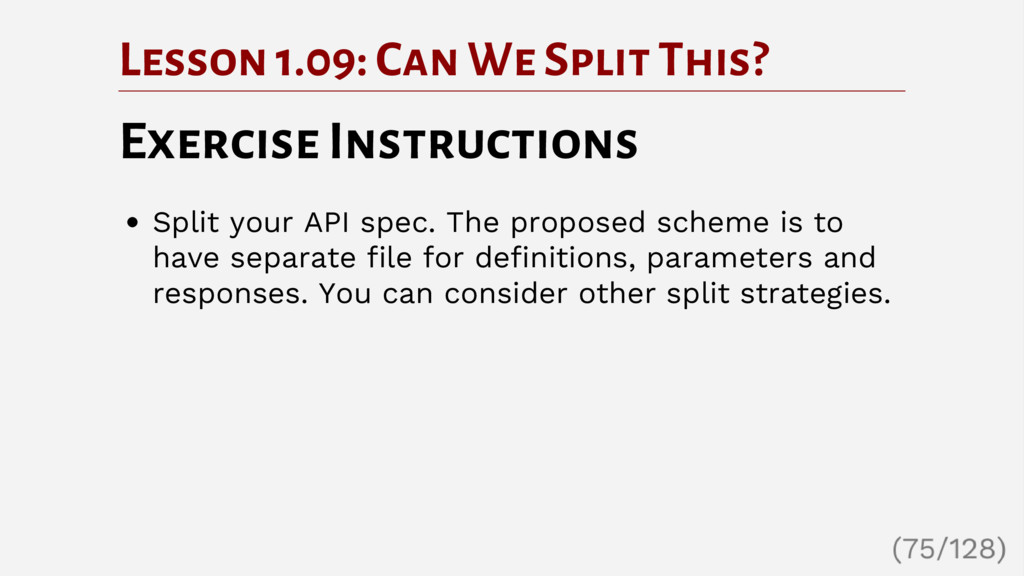 Lesson 1.09: Can We Split This? Exercise Instru...