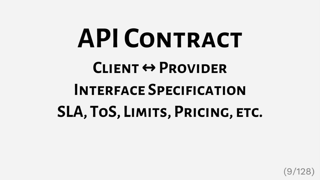API Contract Client ↔ Provider Interface Specif...