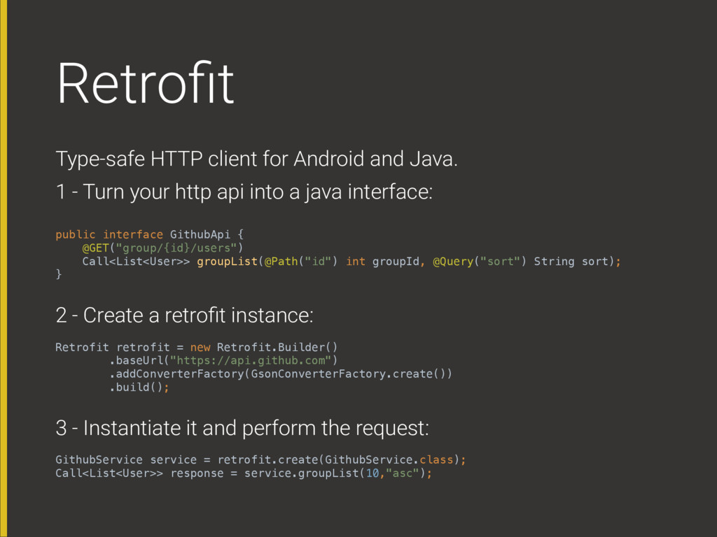 Retrofit Type-safe HTTP client for Android and J...