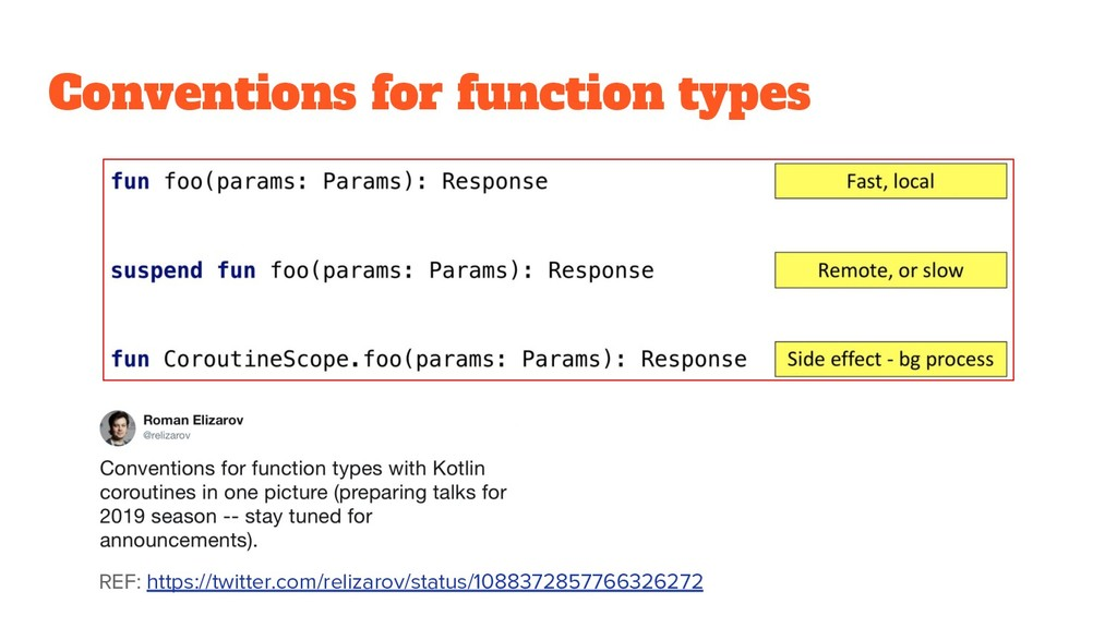 Conventions for function types REF: https://twi...