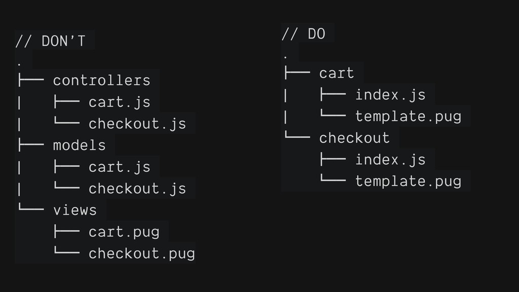 """// DON'T . !"""""""" controllers   !"""""""" cart.js   #"""""""" ..."""