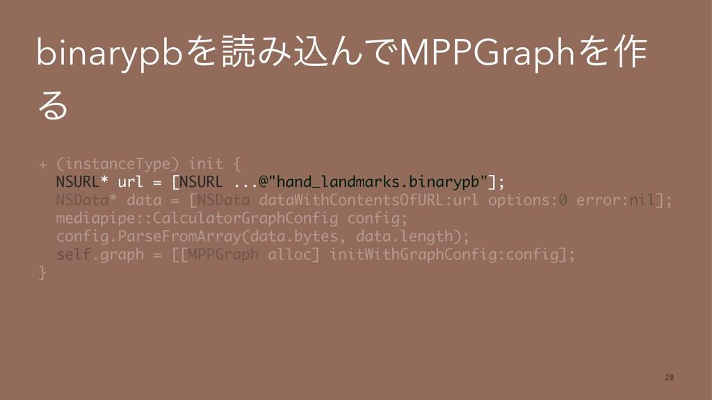 binarypbΛಡΈࠐΜͰMPPGraphΛ࡞ Δ + (instanceType) ini...