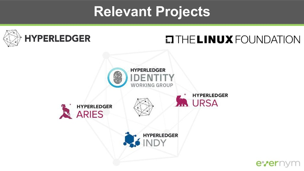 Relevant Projects