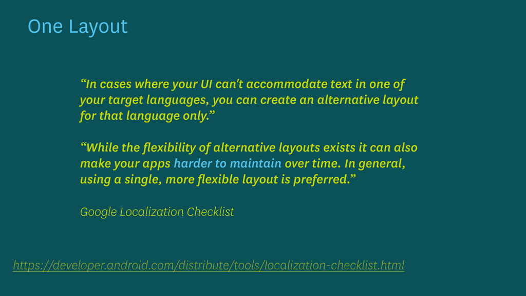 """""""In cases where your UI can't accommodate text ..."""