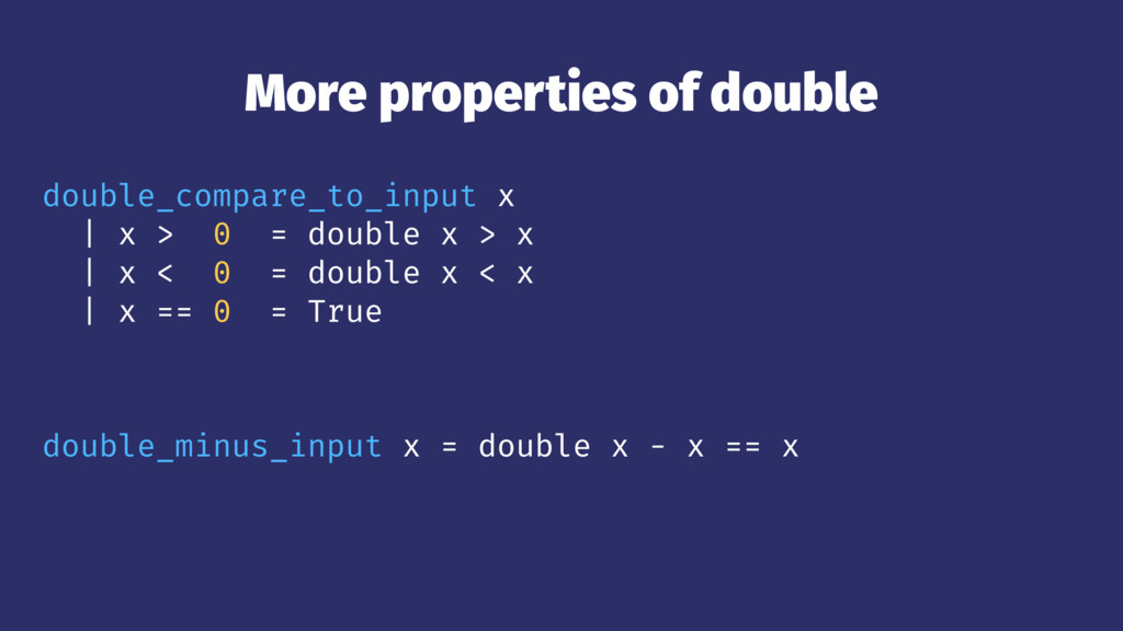 More properties of double double_compare_to_inp...