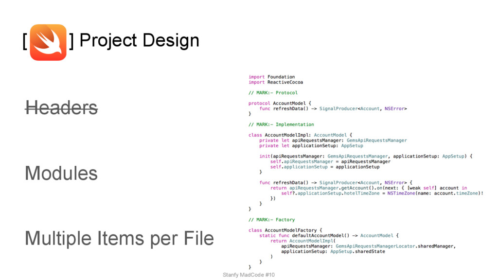 [ ] Project Design Headers Modules Multiple Ite...