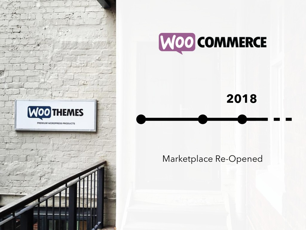 2018 Marketplace Re-Opened