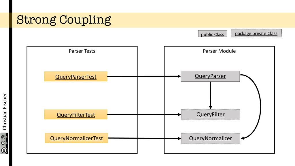 Christian Fischer Strong Coupling Parser Module...