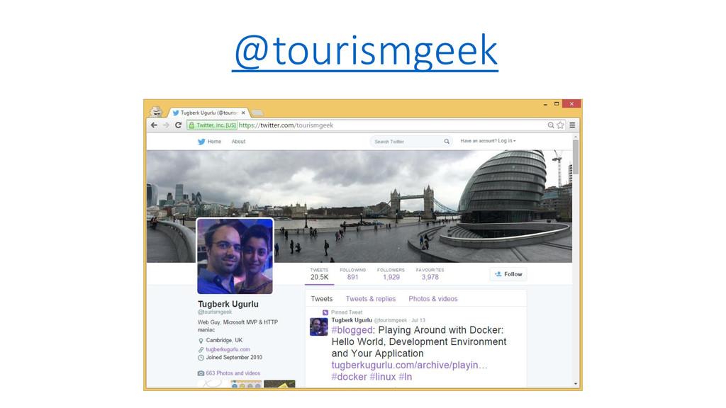 @tourismgeek