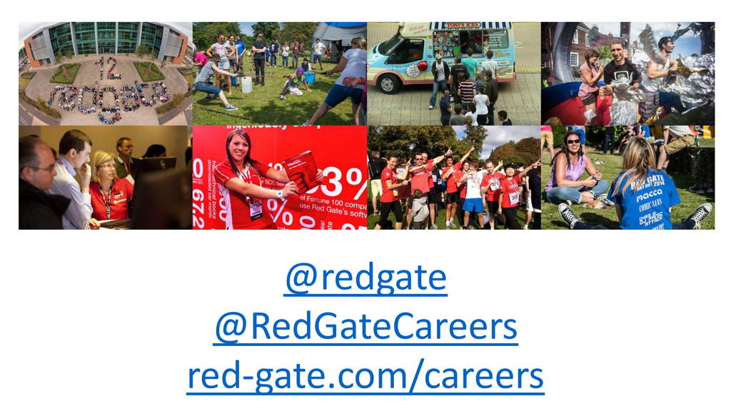 @redgate @RedGateCareers red-gate.com/careers