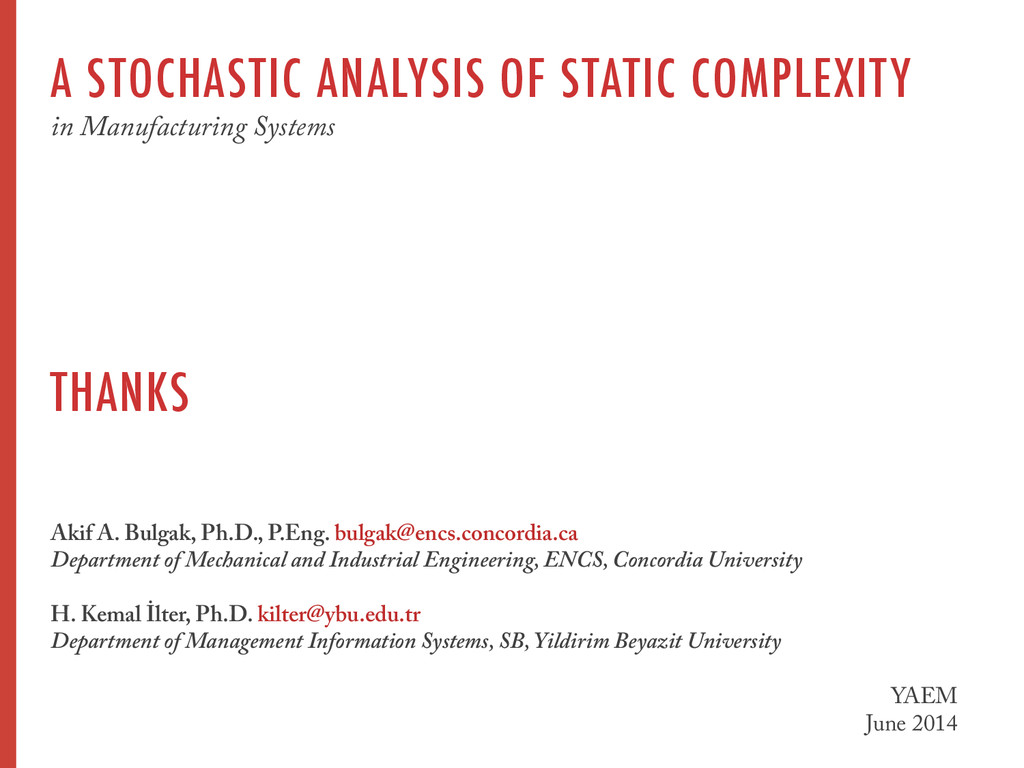 A STOCHASTIC ANALYSIS OF STATIC COMPLEXITY in M...