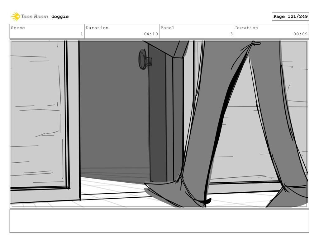 Scene 1 Duration 04:10 Panel 3 Duration 00:09 d...