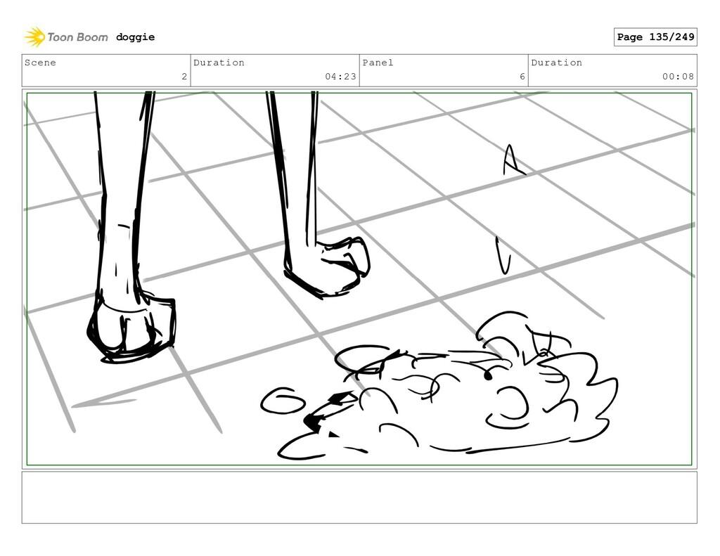 Scene 2 Duration 04:23 Panel 6 Duration 00:08 d...