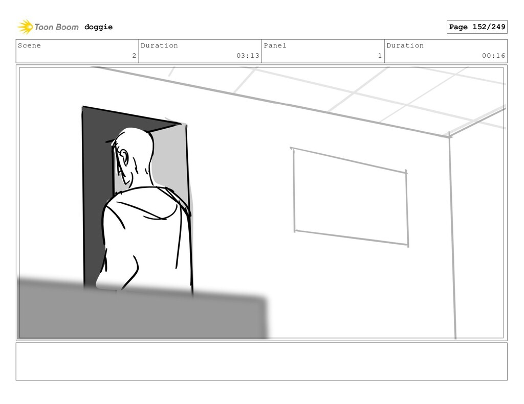 Scene 2 Duration 03:13 Panel 1 Duration 00:16 d...