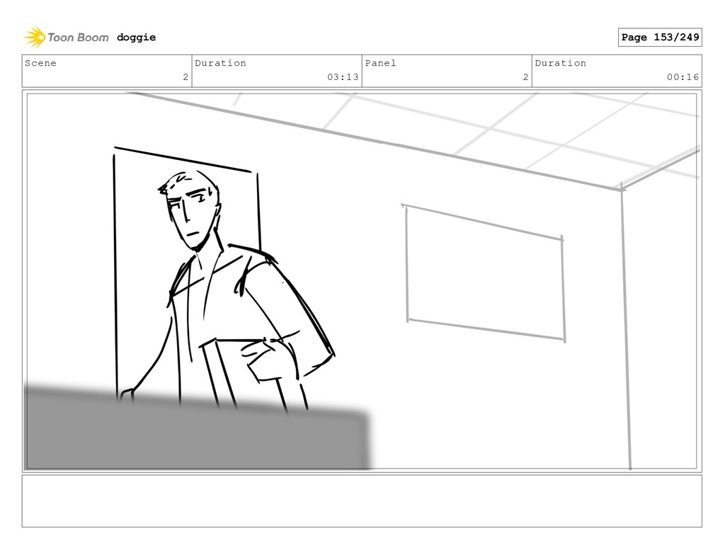 Scene 2 Duration 03:13 Panel 2 Duration 00:16 d...