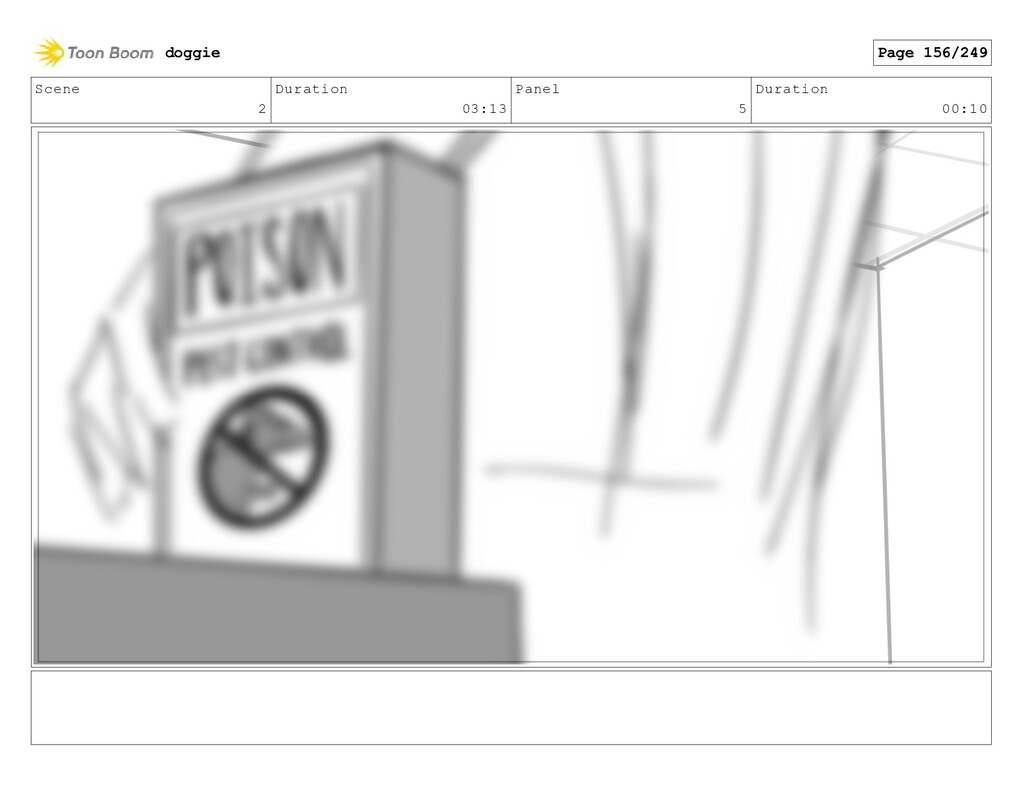 Scene 2 Duration 03:13 Panel 5 Duration 00:10 d...