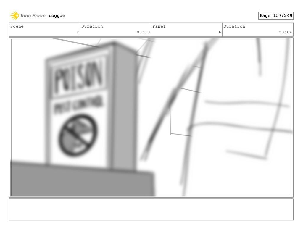 Scene 2 Duration 03:13 Panel 6 Duration 00:04 d...