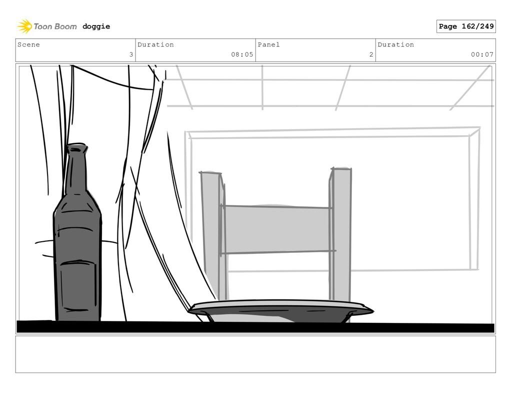Scene 3 Duration 08:05 Panel 2 Duration 00:07 d...