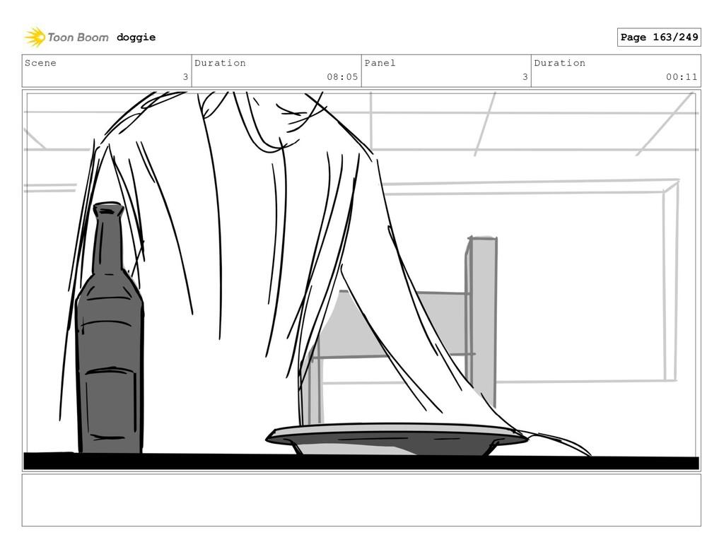 Scene 3 Duration 08:05 Panel 3 Duration 00:11 d...