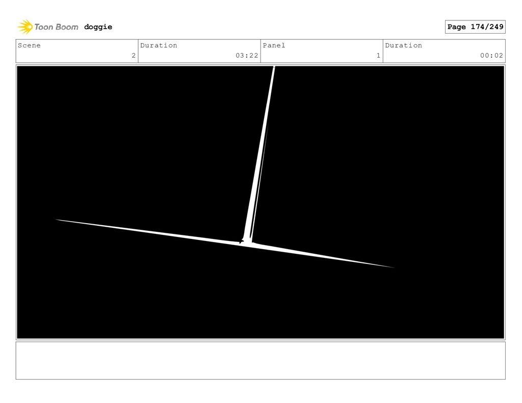 Scene 2 Duration 03:22 Panel 1 Duration 00:02 d...