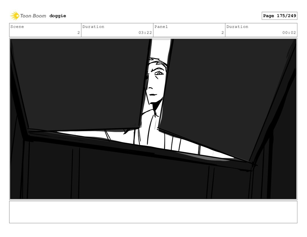 Scene 2 Duration 03:22 Panel 2 Duration 00:02 d...