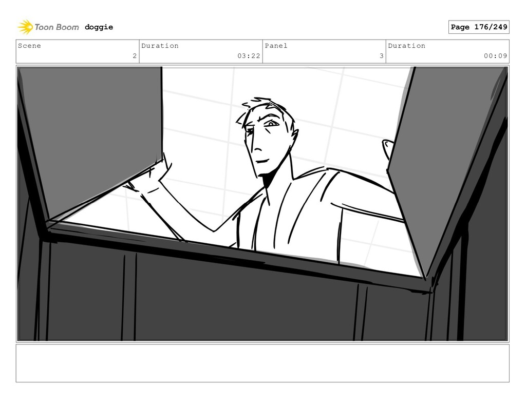 Scene 2 Duration 03:22 Panel 3 Duration 00:09 d...